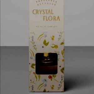 3.4 fl oz Oil Diffuser Crystal Flora - Opalhouse™